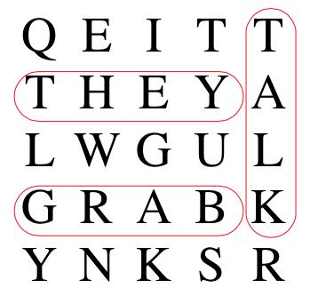 Trump s 4 letter Words – sloanesjacket
